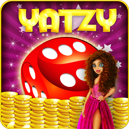 Rolling Dice Yatzy Game