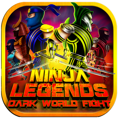 Ninja Legends Dark World Fight