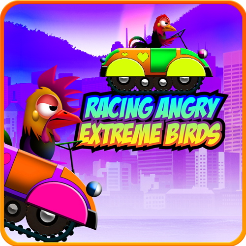 Racing Angry Extreme Birds
