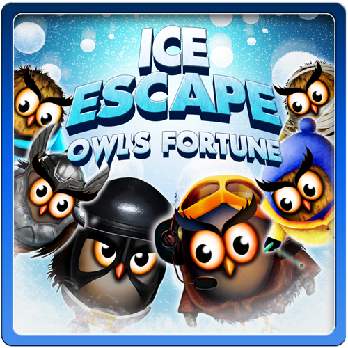 Ice Escape - Owl's Fortune