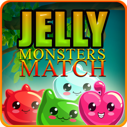Jelly Monsters Match
