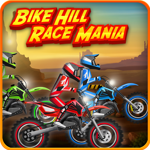 Bike Hill Race Mania
