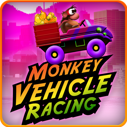 Monkey Vehicle Racing