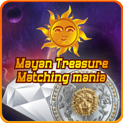 Mayan Treasure Matching Mania