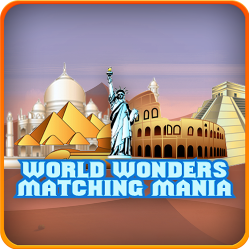 World Wonders Matching Mania
