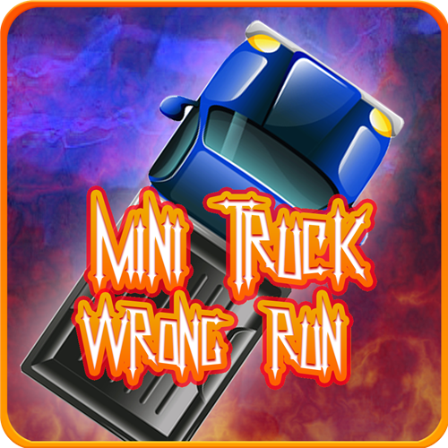 Mini Truck Wrong Turn