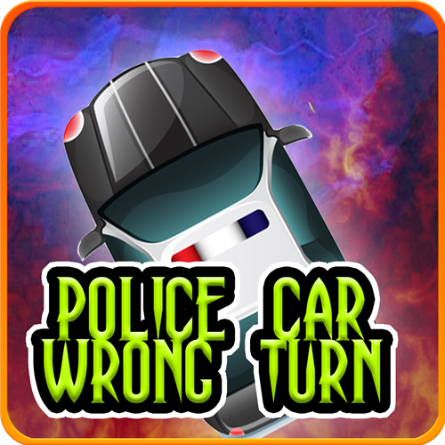 Police Car Wrong Turn