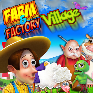 Farm Factory Village