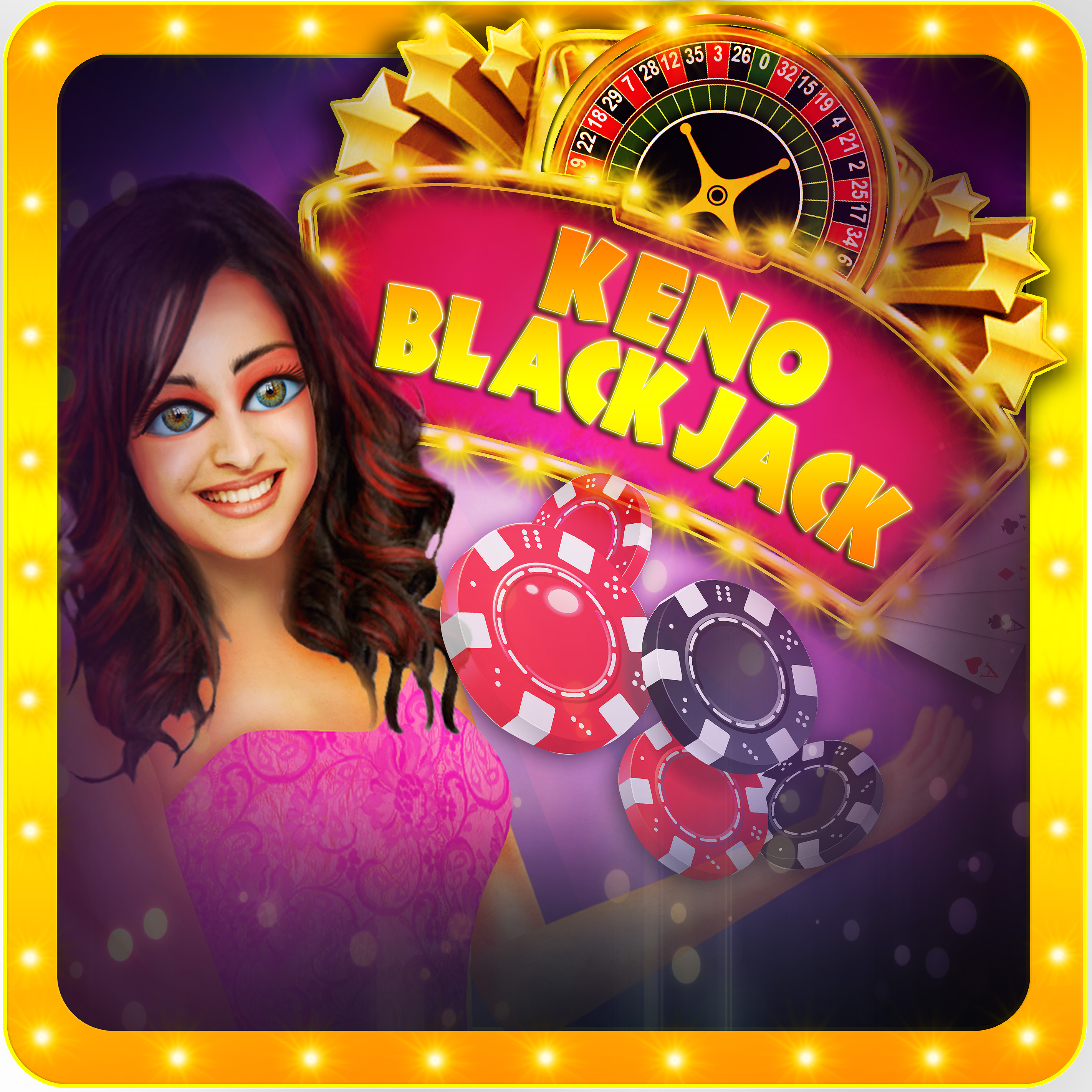 Keno Blackjack Slot Casino
